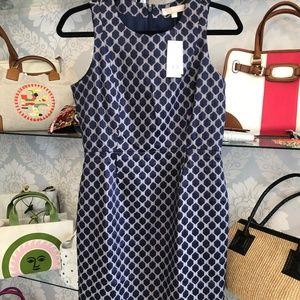 BANANA REPUBLIC Navy Style#327953-00--1 Dress